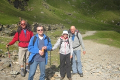 Snowdon Sponsored Ascent 2011