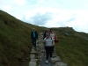 Group 1 members on ascent